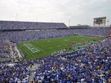 University of Kentucky - Commonwealth Stadium: Kentucky vs Louisville Fotografisk tryk
