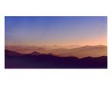 Himalayas 1 Reproduction giclée Premium par Ella Lancaster