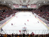 Boston College - Boston College Hockey 2012 Photographic Print by John Quackenbos