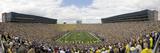 University of Michigan - Game Day in Ann Arbor Fotografisk tryk