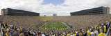 University of Michigan - Game Day in Ann Arbor Photographic Print