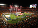 West Virginia University - Discover Orange Bowl 2012 Photographie