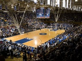 Duke University - Cameron Indoor Stadium Interior Fotografisk tryk
