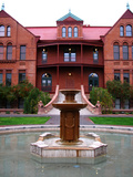 Arizona State University - Fountain at Old Main Prints