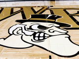 Wake Forest University - Coliseum Court Photo