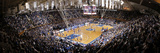 Duke University - Cameron Indoor Stadium Panorama Fotografisk tryk