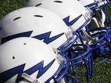 Air Force Academy - Falcons Helmets Photo