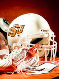 Oklahoma State University - Oklahoma State Football Traditions Photographic Print