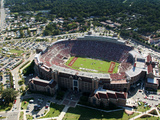 Florida State University - Doak Campbell Stadium Photographic Print