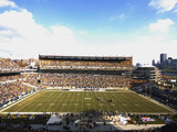 University of Pittsburgh - Heinz Field Sideline View Photographic Print by Will Babin
