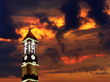 Purdue University - Bell Tower Photographic Print