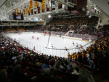 Boston College - Conte Forum Hockey Game Photographic Print by John Quackenbos