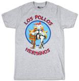 Breaking Bad - Los Pollos Hermanos Skjorter