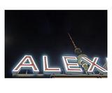 Alex Premium Giclee Print by Michael Belhadi
