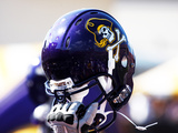 East Carolina University - Pirate Helmet Photographic Print by Rob Goldberg