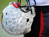 University of Maryland - Maryland Helmet 2012 Fotografisk tryk