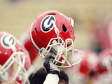 University of Georgia - Georgia Helmet Photographic Print