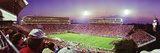 University of Mississippi (Ole Miss) - All Lit Up Photographic Print