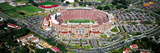 Florida State University - Doak Campbell Stadium Panorama Posters by Rick Anderson Photography