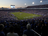 University of Kentucky - Commonwealth Stadium Endzone View Lámina fotográfica