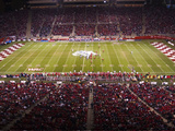 California State University, Fresno - Game Night at Bulldog Stadium Photo by Keith Kountz