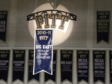 University of Pittsburgh - Big East Banner Photographic Print