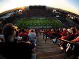 University of Arizona - Arizona Stadium During Game Fotografisk tryk