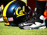 University of California, Berkeley - California Golden Bears Helmet Photographic Print