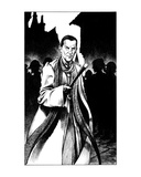 Brett Holmes (Revenge of the Vampire, Illustration no. 19) Premium Giclee Print by Martin Mckenna