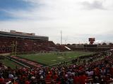 Texas Tech University - Texas Tech Football Photographic Print