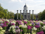 University of Missouri - Springtime in Columbia Photographic Print