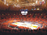 University of Illinois - Sea of Orange at Assembly Hall Photographic Print