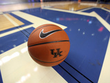 University of Kentucky - UK Basketball Lámina fotográfica