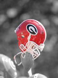 University of Georgia - Georgia Football Pride Photographic Print