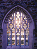 Duke University - The Window Photographic Print