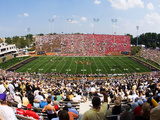 Wake Forest University - Nebraska vs Wake Forest Photographic Print