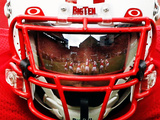 University of Wisconsin - Facemask Reflections Photo