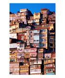 Shimla Premium Giclee Print by Ella Lancaster