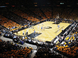 Wake Forest University - Lawrence Joel Coliseum Photographic Print by John Grogan