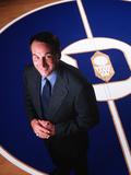 Duke University - Coach K at Center Court Photo