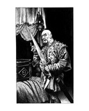 Igor (Revenge of the Vampire, Illustration no. 02) Premium Giclee Print by Martin Mckenna
