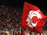 Washington State University - Washington State Flag Photo