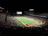 University of Minnesota - TCF Bank Stadium Night Game Photographic Print