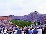 University of Memphis - Fans Fill Liberty Bowl Memorial Stadium Poster by Joe Murphy