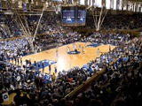 Duke University - Duke vs UNC: 2009 Tip Women's Basketball Photographic Print