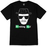 Breaking Bad - Heisenberg Sketch Tshirts