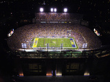 Louisiana State University - Aerial View of Tiger Stadium Prints