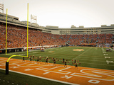 Oklahoma State University - OSU Football in Pickens Stadium Photographic Print