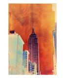 New York 7 Premium Giclee Print by Ella Lancaster