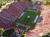California State University, Fresno - Aerial View of Bulldog Stadium Photo